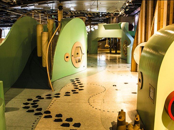 Centrum Nauki Kopernik – Tylko dla najmłodszych