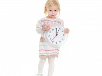 Jak wytłumaczyć dziecku czym jest czas?