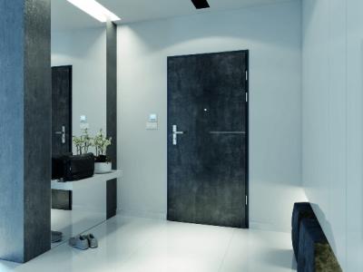 Co wpływa na bezpieczeństwo drzwi?