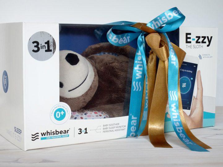 Whisbear – prezent idealny dla nowo narodzonego członka rodziny królewskiej!