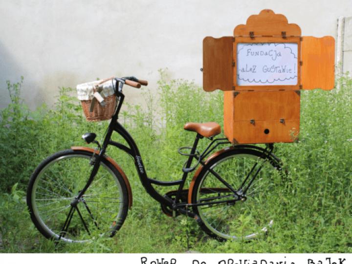 Rower do opowiadania bajek