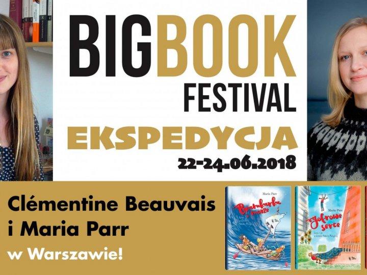 BIG BOOK FESTIVAL – Wydawnictwo Dwie Siostry
