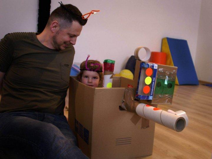 Warsztaty dla Taty – warsztat plastyczny dla dzieci 3-6 lat