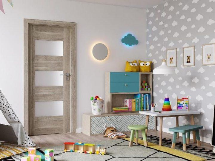 Pokój dziecka gotowy na powrót do szkoły