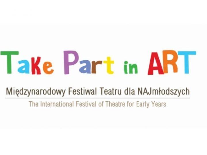 TRZECIA EDYCJA FESTIWALU TAKE PART IN ART