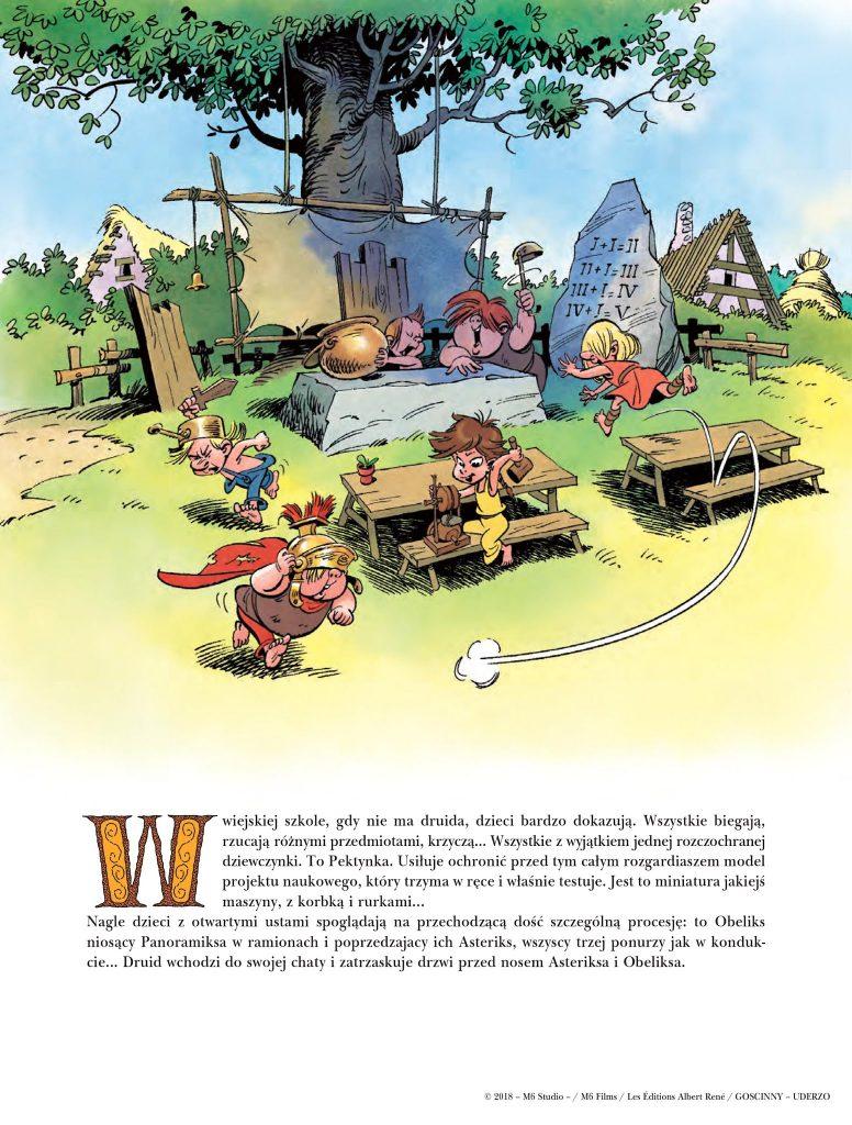 Asteriks i Obeliks. Tajemnicza magicznego wywaru