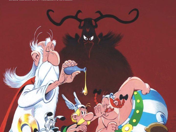 Asteriks i Obeliks. Tajemnicza magicznego wywaru. Premiera albumu EgmontPolska