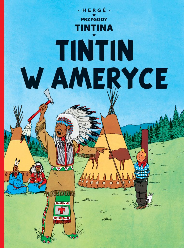 Tintin w Ameryce