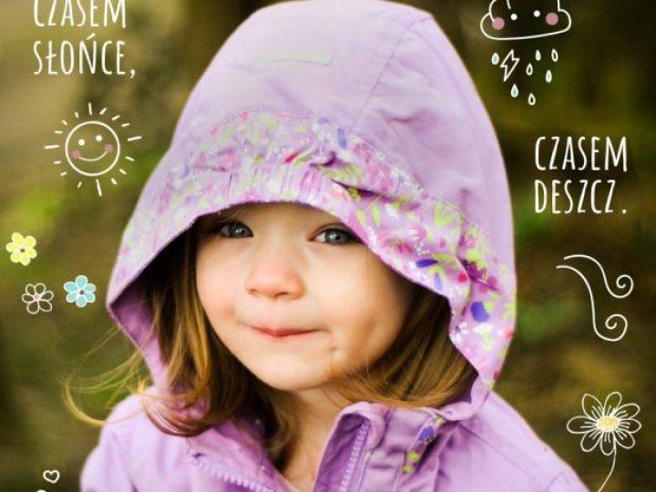 Jak ubrać małe dziecko na wiosnę?