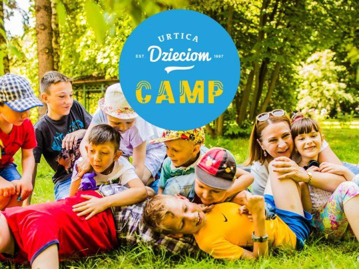 Bezpłatne turnusy terapeutyczne Fundacji Urtica Dzieciom