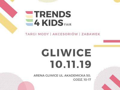 """Targi trends for kids "" Gliwice 10.11.2019"