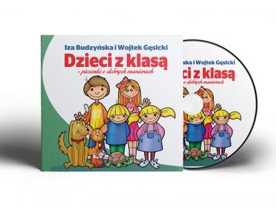 """""""Dzieci z klasą""""-płyta"""