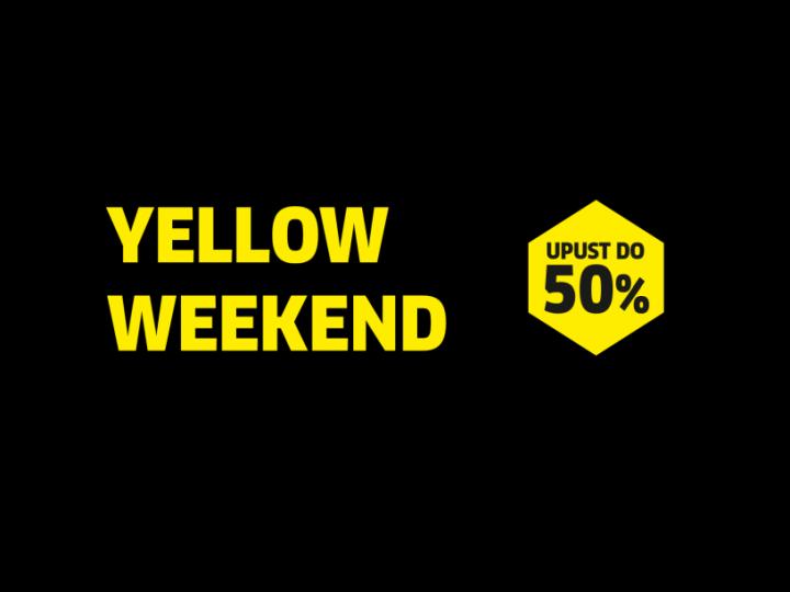 Zwariowany czarno-żółty weekend promocji na urządzenia Kärcher. Tylko w sklepie internetowym eKärcher