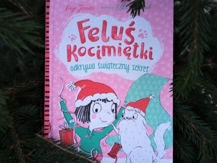 Feluś Kocimiętki odkrywa świąteczny sekret. Recenzja.
