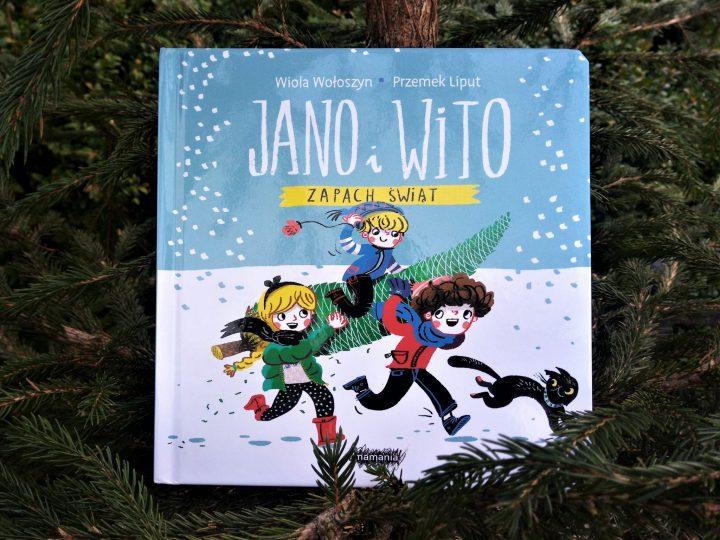 Jano i Wito zapach Świąt – recenzja