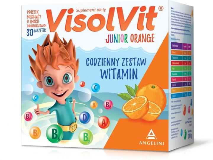 Visolvit'owa śniadaniówka – jak skomponować zdrowy i atrakcyjny lunchbox dla ucznia?