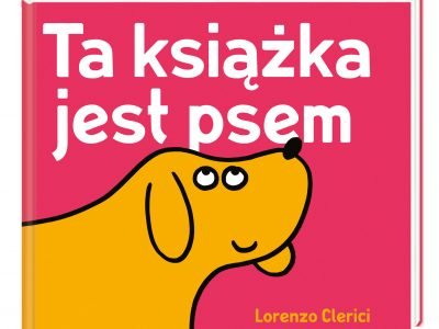 """Ta książka jest psem"". Premiera: 26.02.2020"