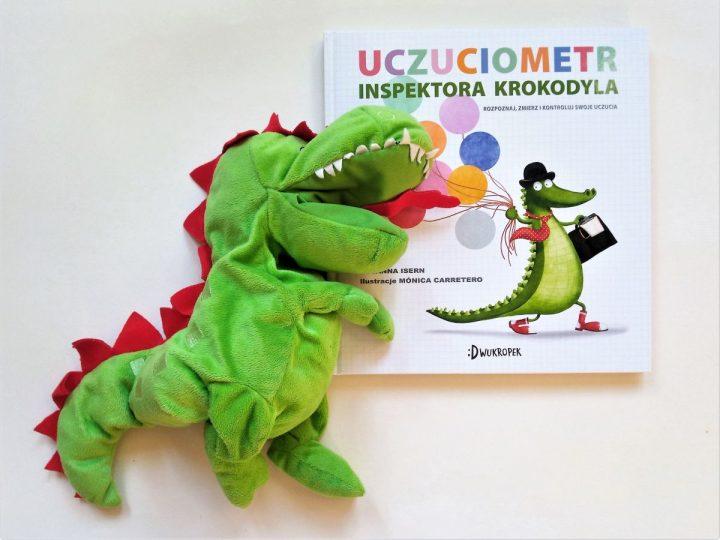 Inspektor Krokodyl na tropie emocji. Recenzja.