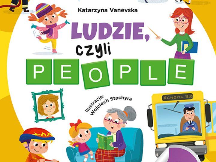 Poznaje słówka – Ludzie czyli people