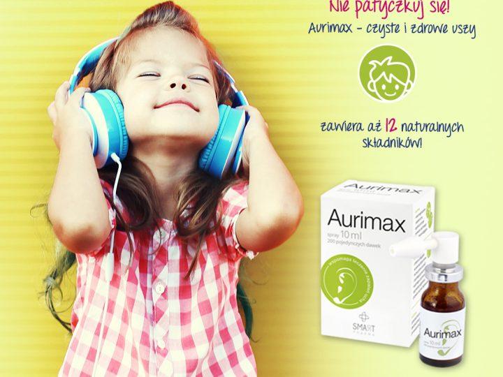 Aurimax – czyste i zdrowe uszy!