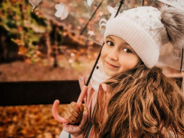 Jesień i zima – ulubione pory roku maluchów