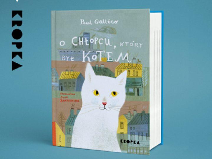 O chłopcu, który był kotem PREMIERA-28.10.2020