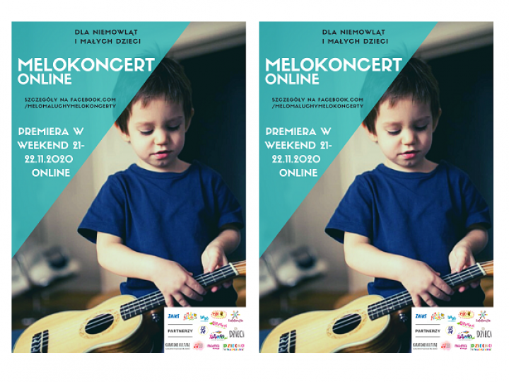 MeloKoncert online! 21-22.11.2020