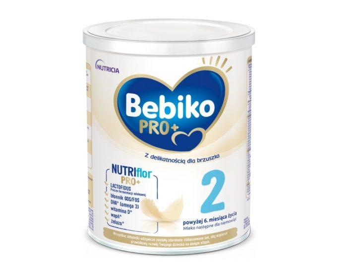 Bebiko PRO+ 2 teraz w nowym, wygodnym opakowaniu!