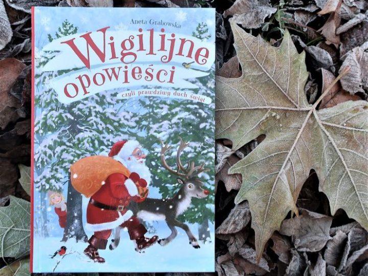 Mikołajkowe inspiracje – zimowe nowości książkowe – 2