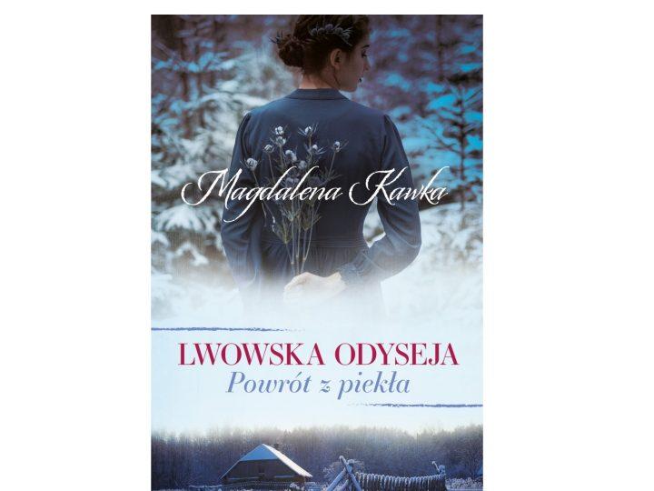 Powrót z piekła- Magdalena Kawka