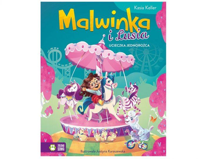 Rozbudź swoją wyobraźnie razem z Malwinką!