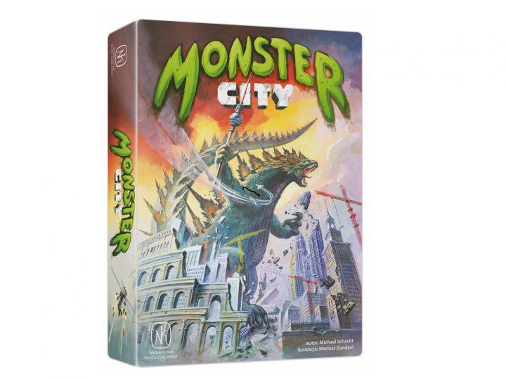 Monster City i Podróż w czasie – Premiera 13.10
