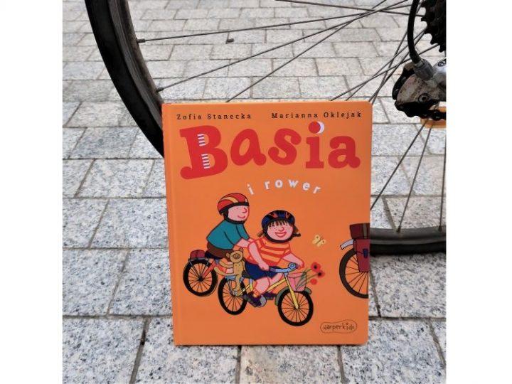 Basia i rower. Recenzja