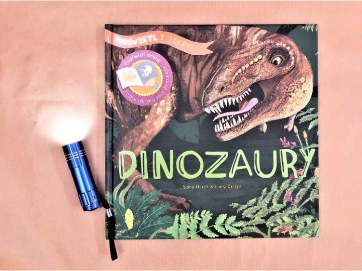 Fascynujący świat epoki dinozaurów. Recenzja