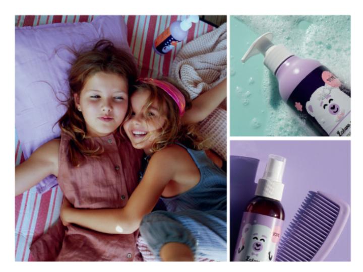 #WOWkids – Nowość! Seria kosmetyków do włosów dla dzieci EASY WOW!